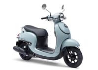 ジョルノ新発売 - バイクの横輪