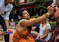 ネパール探訪(テイハール祭) - 写真の散歩道