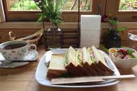 雨の日は近場カフェ** - きまぐれ*風音・・kanon・・