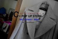"""""""定休日!POP UP 前日のC+...11/14tue"""" - SHOP ◆ The Spiralという館~カフェとインポート雑貨のある次世代型セレクトショップ~"""