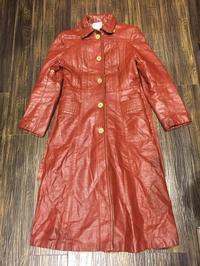 made in CANADAレザートレンチコート 🇨🇦 - 「NoT kyomachi」はレディース専門のアメリカ古着の店です。アメリカで直接買い付けたvintage 古着やレギュラー古着、Antique、コーディネート等を紹介していきます。