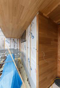 haus-flow 現場状況06 - 兵庫 神戸 須磨の一級建築士事務所hausのblog