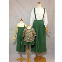 大人服出品しました。リバティthorpeソープと合わせる秋色のお洋服シリーズ。 - child_kitchen