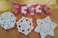 馬込キタセツ編み物レッスン♪次回は12月7日(金)です - 空色テーブル  編み物レッスン