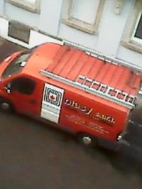 ヒーターの修理 - コルマール街暮らし