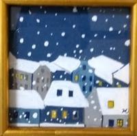 クリスマス - たなかきょおこ-旅する絵描きの絵日記/Kyoko Tanaka Illustrated Diary