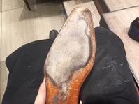 フラナガン君とソールケア - 銀座三越5F シューケア&リペア工房<紳士靴・婦人靴・バッグ・鞄の修理&ケア>