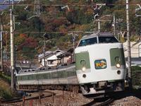 秋に映える列車、中央臨時便 - 富士急行線に魅せられて…(更新休止中)
