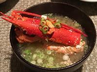 ロブスターの頭のお味噌汁&鰤カマ大根 - やせっぽちソプラノのキッチン2