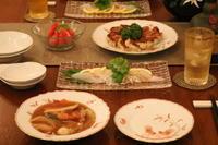 中華風の夕食 - ミセス サファイア 静けさの中で