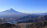 御坂黒岳から・・雪を抱いた富士山🗻 - ヤッホー!今日はどちらへ?