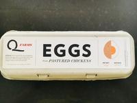 最高の卵がマンハッタンでも手に入るようになりました! - MotoのNY料理教室ライフ