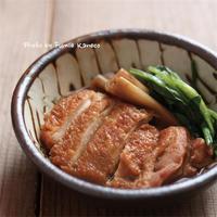 お肉柔らかねぎ鶏 - ふみえ食堂  - a table to be full of happiness -