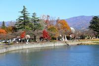 秋の湖畔 - HAPPY to ...