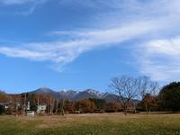 山は雪 - 風路のこぶちさわ日記