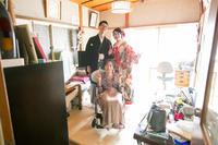 おばあちゃんの部屋で - YUKIPHOTO/写真侍がきる!