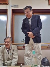 大崎地区事務長の歓送迎会でした! - 浦佐地域づくり協議会のブログ