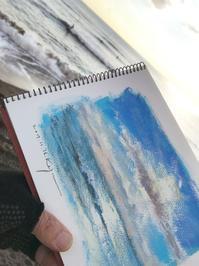気がつきにくいけど - 湘南・鎌倉・海の絵〜画家・亀山和明のblog