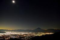 甘利山 - 富士山に夢中