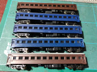 見つかった旧型客車群 - inu's today