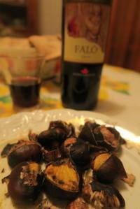新ワイン栗と飲んだらほろりころり、イタリアの栗 今むかし - イタリア写真草子 Fotoblog da Perugia Umbria