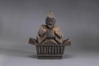 木彫の山の神・座辺の骨董展(6) - 京都の骨董&ギャラリー「幾一里のブログ」