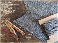 手作り バイアステープと本とちくちく...** - &m   handmade with linen,cotton...