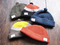 "NEW : Nigel Cabourn ""AUTHENTIC"" [POM POM HAT]、[DROPZONE POM POM] & [BEANIE HAT] 2017FW !! - HOME TOWN STORE River Side"