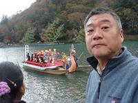 嵐山もみじ祭り - ベトナムで水泳を教えたい