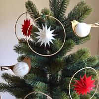 【11/29】ハニカムペーパーで作るクリスマスのオーナメント - curiousからのおしらせ