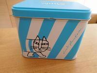ブルーのマイキー缶 - 日々の雑記ノオト