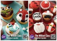 【募集中】Wilton世界共通・クリスマスカップケーキクラス - Wilton Class Matsumoto @Sucre