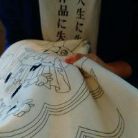 黒刺繡作家 前野めり作品展『人生に失敗しているので作品に失敗はありません』始まりました!11月20日迄  - 雑貨・ギャラリー関西つうしん