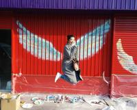 インスタ映え、天使の翼制作中。 - 筆一本あれば人生は楽し! -イラスト工房-