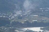 宮田築堤を力走する - 上越線・2017年秋 - - ねこの撮った汽車