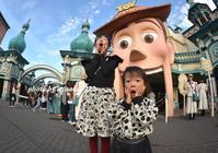 夢の国へ~その5(終)~ - nyaokoさんちの家族時間
