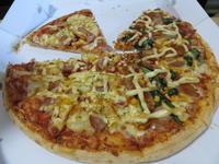 ドミノ・ピザ 芝一丁目店   ☆☆☆ - 銀座、築地の食べ歩き