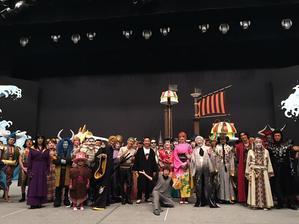 ワンピース歌舞伎❣ - 浜田山町内会