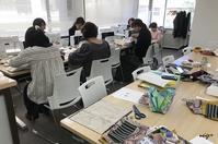 『ヴォーグ学園東京校布小物教室』YUWAバイカラーが素敵なポシェット♪ - neige+ 手作りのある暮らし