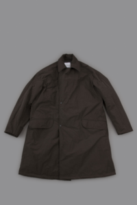 STILL BY HAND  Thinsulate Coat (Brown) - un.regard.moderne