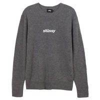 stussy Simple Crew Sweater - trilogy news