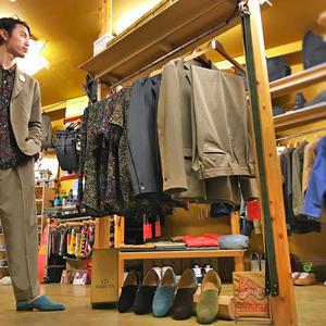 """""""VOO"""" SUITS FITTING PARTY !!! - FLATBUSH -clothes LAB.-"""