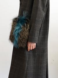 幸せの青い鳥、な感じのコート。 - 美人レッスン帳 BELA VISTA編