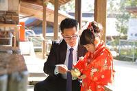 ぽかぽか七五三&お宮参り - 鹿児島の子供写真 キッズPHOTOかごしま