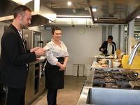 グラナパダーナDOP料理レッスンイベントへ - シニョーラKAYOのイタリアンな生活
