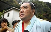 Sumo star Harumafuji questioned for alleged assault - そろそろ笑顔かな