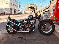 SHOVELRIGID CUSTOM !! - gee motorcycles