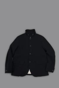 RINEN 2/48 Wool Coverall JK (Navy) - un.regard.moderne