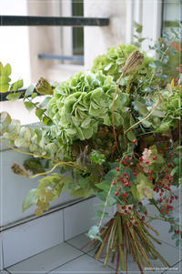 yumi saito paris ~ Bouquet champêtre d'automne - * Spice of My Life *