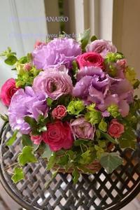 ぼくにとってのそんな景色② - 花色~あなたの好きなお花屋さんになりたい~